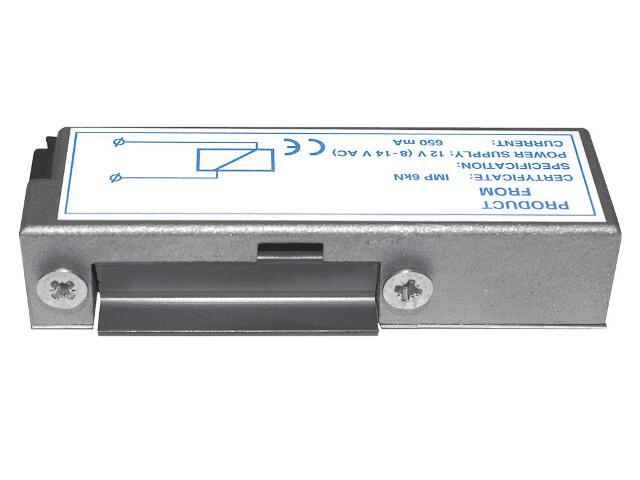 Elektrozaczep elektromagnetyczny asymetryczny RE-29G2 (WZ-600) Eura-Tech