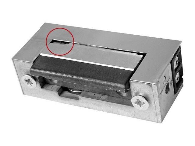 Elektrozaczep elektromagnetyczny symetryczny RE-30G2 Eura-Tech