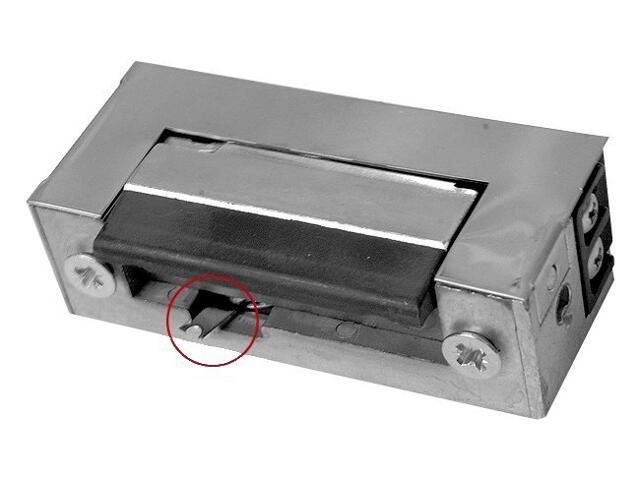 Elektrozaczep elektromagnetyczny symetryczny RE-31G2 Eura-Tech