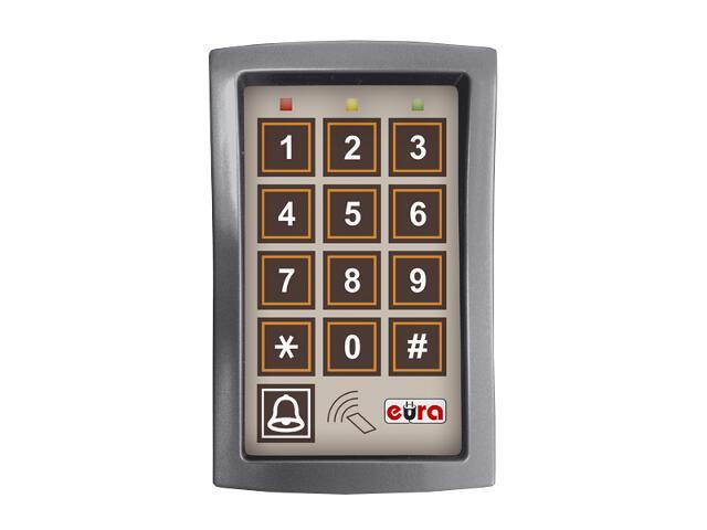 Kaseta bramowa AC-03A1 z funkcją karty zbliżeniowej Eura-Tech