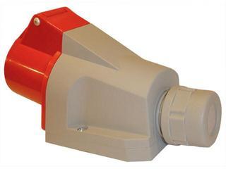 Gniazdo siłowe zasilające izolacyjne stałe 32A/400V 3P+N+Z Tarel