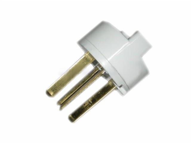 Wtyczka siłowa odbiornikowa wkład do wtyczki metalowej 32A/500V Tarel