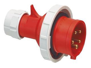 Wtyczka siłowa odbiornikowa przenośna Twist IP67 16A 400V 3P+Z+N PCE