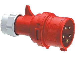 Wtyczka siłowa odbiornikowa przenośna Twist IP44 32A 400V 3P+Z+N PCE