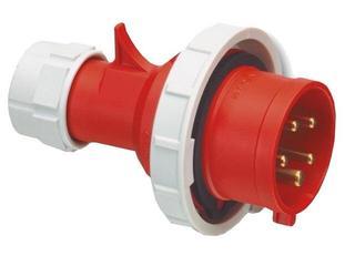 Wtyczka siłowa odbiornikowa przenośna Twist IP67 32A 400V 3P+Z+N PCE