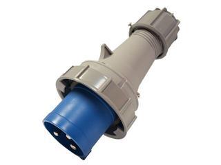 Wtyczka siłowa odbiornikowa przenośna IP67 125A 230V 2P+Z PCE