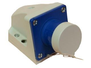 Wtyczka stała z klapką 32A 230V 2P+Z PCE