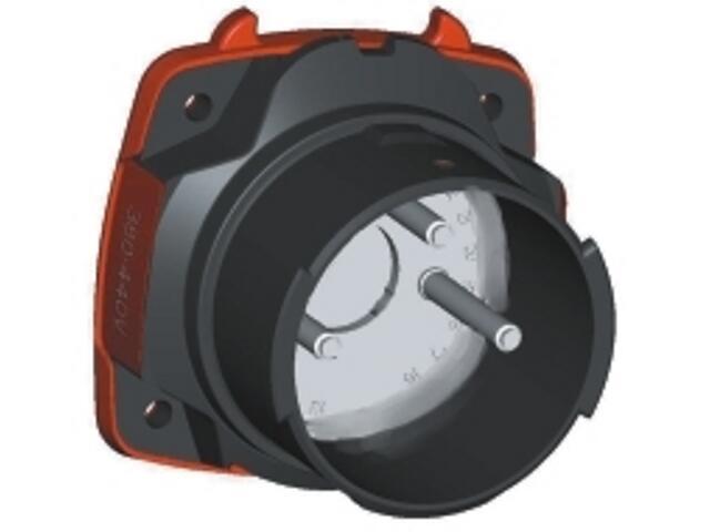 Wtyczka odbiornikowa z wył. Ex część prądowa-wtyczka-230V, 16A, 3P PCE