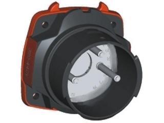 Wtyczka odbiornikowa z wył. Ex część prądowa-wtyczka-230V, 32A, 3P PCE