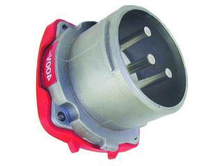 Wtyczka odbiornikowa z wył. Ex część prądowa-wtyczka-230V, 63A, 3P PCE
