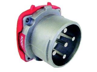 Wtyczka odbiornikowa z wył. Ex część prądowa-wtyczka-400V, 63A, 5P PCE