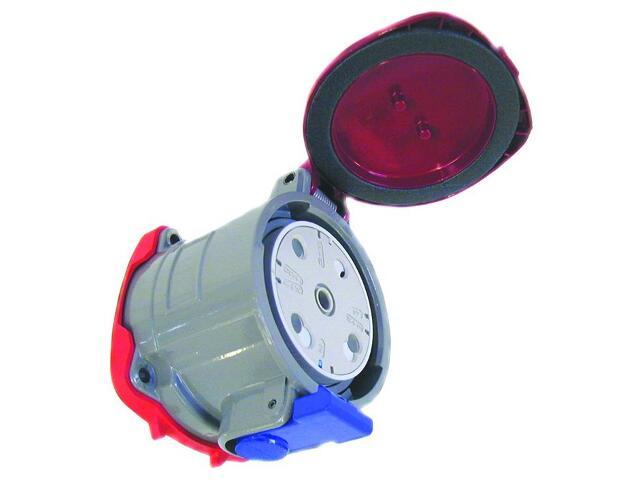 Gniazdo przenośne Ex część prądowa-gniazdo-230V, 63A, 3P PCE