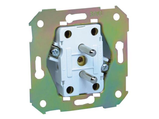 Mechanizm do modułów Simon 82 z/u podwójne 75458P-39 (GZ2MS) Kontakt Simon