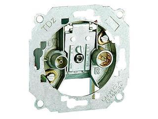 Mechanizm do modułów Simon 82 anten. RTV seryjne 75489-39 Kontakt Simon