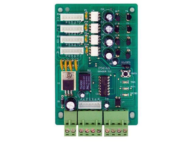 Przewód przyłączeniowy dystrybutor sygnału 1-kanałowy F4A Eura-Tech