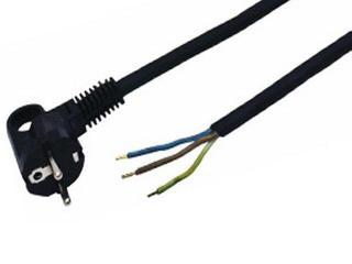 Przewód przyłączeniowy OW3x1,5mm 5,0m Polmark