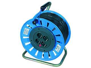 Przedłużacz ogrodowy bębnowy P-M-25 /s Elektro-Plast