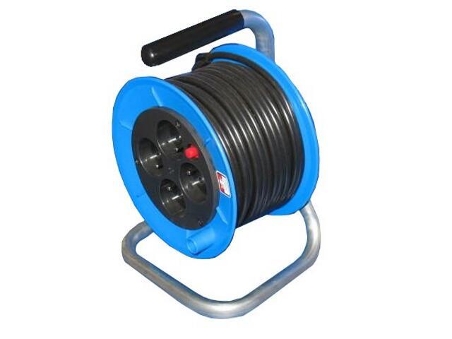 Przedłużacz ogrodowy bębnowy P-ML-50 Elektro-Plast