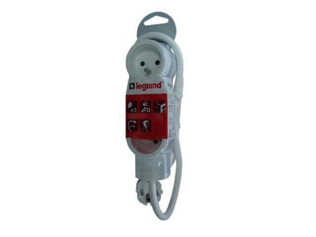 Przedłużacz domowy 3G 2P+Z 3m Legrand