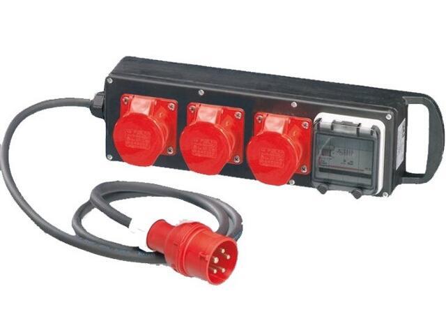 Świdnica Rozdzielnia wyposażona wejście 16/5-wyjście 3x16/5 PCE