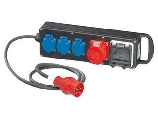 Świdnica Rozdzielnia wyposażona wejście 32/5-wyjście 3x32/5 PCE