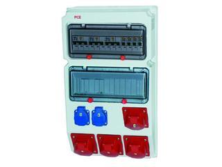 Suwałki Rozdzielnia wyposażona wyj.63/5xB63 32/5xB32 2x16/5x2xB16 2xGSx2xB16 PCE