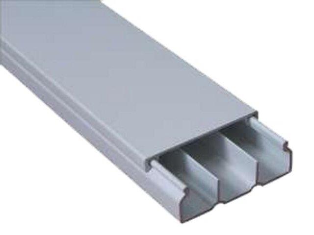 Kanał kablowy MKE 18/50 3k 2m biały AKS Zielonka