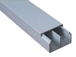 Kanał kablowy MKE 25/40 2k 2m biały AKS Zielonka