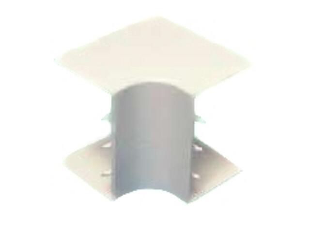 Narożnik do kanałów kablowych wewnętrzny NW 11/20 biały AKS Zielonka
