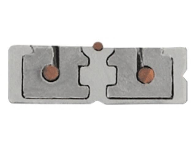 Kanał kablowy TREX TS szynoprzewód 3m srebrny Brilum