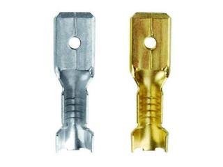 Końcówka konektorowa męska cynowana TS 6,3-6SN 100szt kablowa Erko