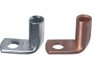 Końcówka kablowa oczkowa tulejkowa miedziana z otworem kontrol. KCS90 8-50-K 10szt kablowa Erko