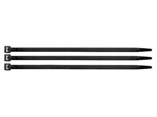 Opaska kablowa OPK 7,6-290-C 100szt czarny Erko
