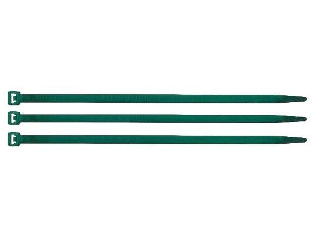 Opaska kablowa OPK 4,8-200-UV 100szt zielony Erko