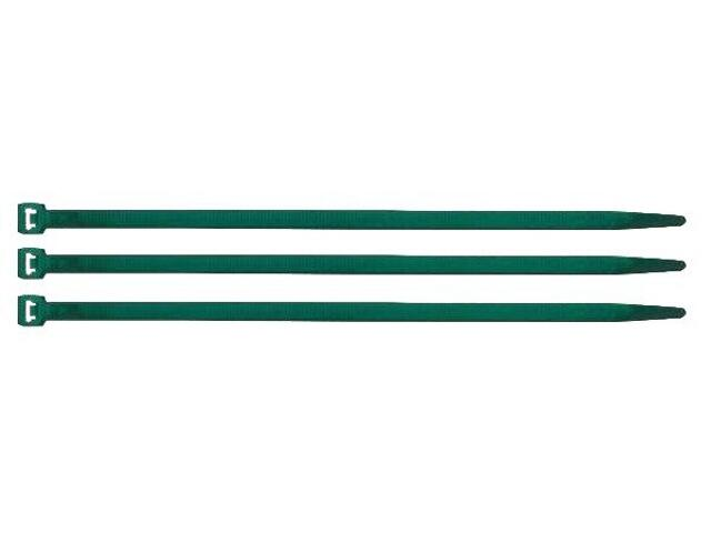Opaska kablowa OPK 7,6-250-UV 100szt zielony Erko