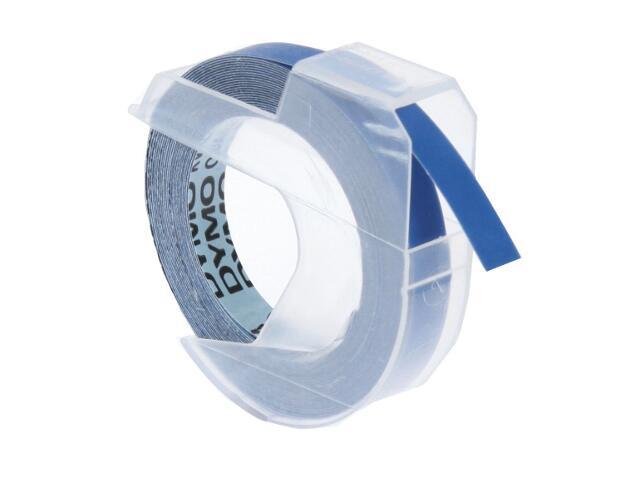 Taśma do wytłaczarek 3D 6mm/3m, niebieska Dymo