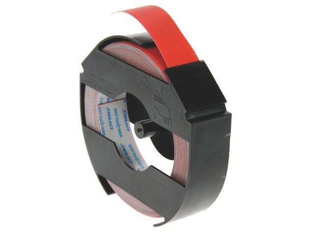 Taśma do wytłaczarek 3D 19mm/10m, czerwona Dymo