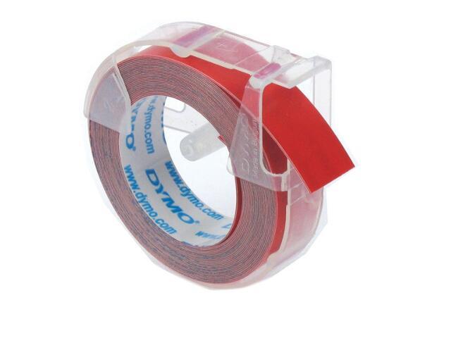 Taśma do wytłaczarek 3D 12mm/3m, czerwona Dymo