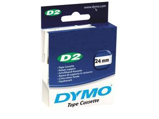 Taśma bazowa D2, 24mm/10m, niebieski Dymo