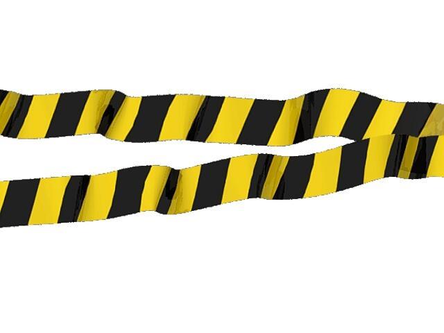 """Oznacznik taśmowe TO5 """"żółto-czarna"""" Elektro-Plast"""