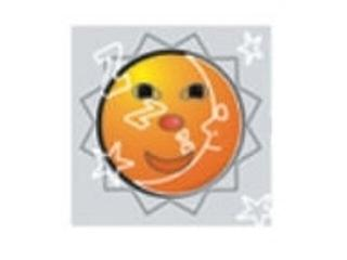 Znak informacyjny Simon 82 świecące słońce/księżyc 82962-62 Kontakt Simon