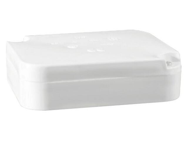 Puszka instalacyjna nadtynkowa 5x2,5mm2 biały Elektro-plast N.