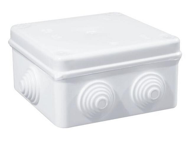 Puszka instalacyjna podtynkowa EP-LUX 1,5x16mm2 biały Elektro-plast N.