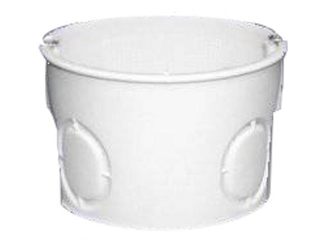 Puszka instalacyjna podtynkowa PK-60 LUX 10 szt. biały Elektro-plast N.