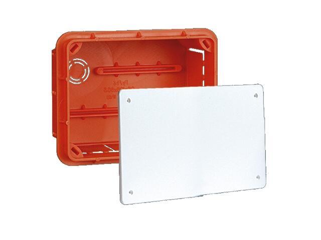 Puszka instalacyjna podtynkowa Pp/t 4 Elektro-Plast