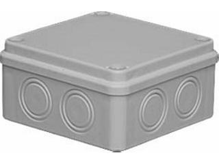 Puszka instalacyjna nadtynkowa hermetyczna PH-1A.2 Elektro-Plast