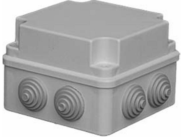 Puszka instalacyjna nadtynkowa hermetyczna PH-1B.3 Elektro-Plast