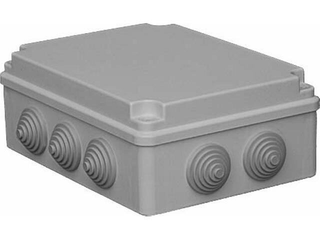 Puszka instalacyjna nadtynkowa hermetyczna PH-3A.3 Elektro-Plast