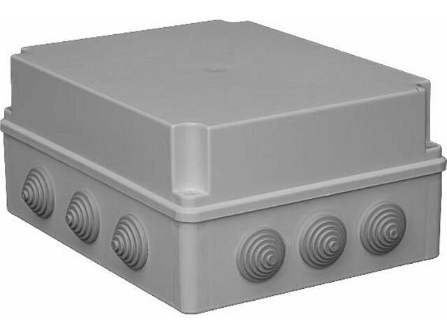 Puszka instalacyjna nadtynkowa hermetyczna PH-4B.3 Elektro-Plast