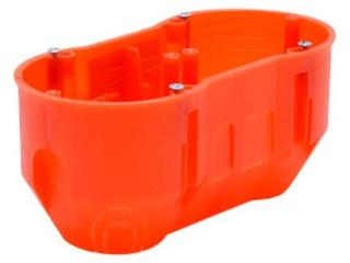 Puszka instalacyjna palna 2-krotna głęboka Polmark